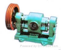 WCB外润滑齿轮泵