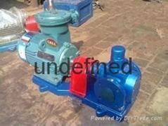 YCB不锈钢泵还是认准泊头艾克泵业耐腐蚀无泄漏