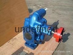 艾克泵业现货供应KCB齿轮泵铜轮泵