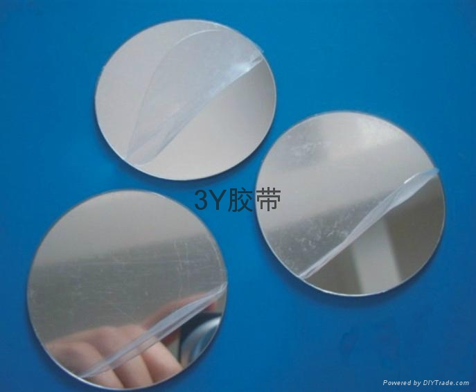 PVC鏡片手錶玻璃貼膜 3