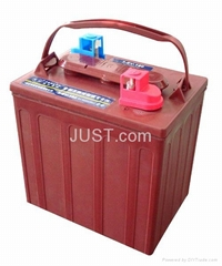 luggage cart battery