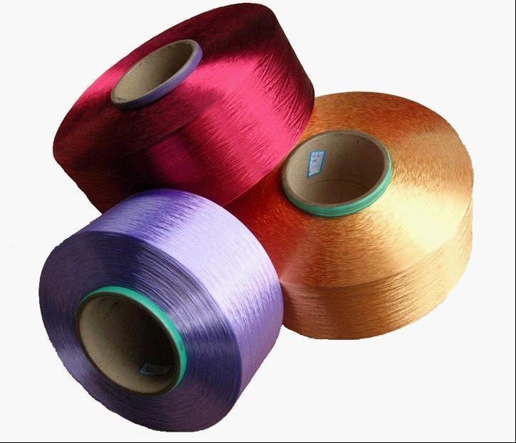 Batch production of regenerated polyester FDY yarn in Jinxia, Zhejiang Province 4