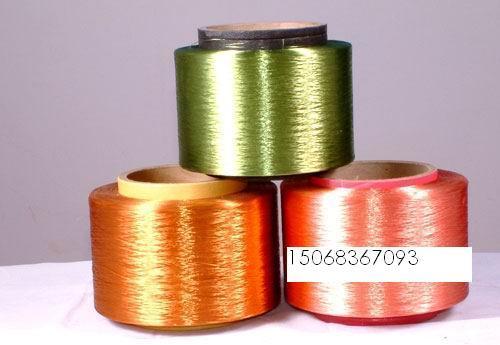 Batch production of regenerated polyester FDY yarn in Jinxia, Zhejiang Province 6