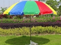 There is a kind of sunshade noble fabric called Sunbrella weaving yarn 4