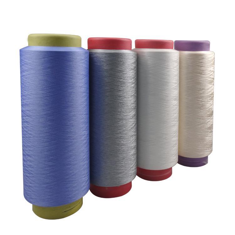 Polyester polyamide elastic yarn used for mask ear band 1