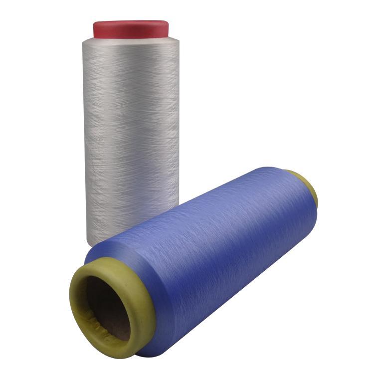 氧化锌涤纶丝丝(锌离子抗菌涤纶丝) 2