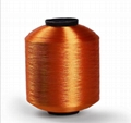 Special twisted polyester yarn 7
