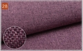 Matte polyester yarn for imitation linen