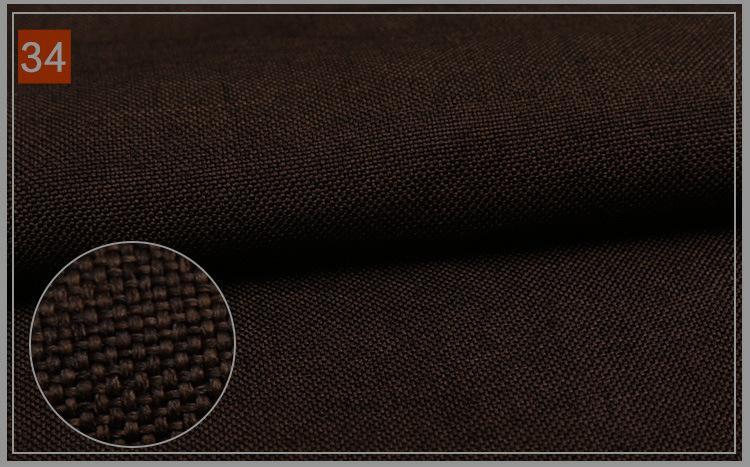 Matte polyester yarn for imitation linen 3