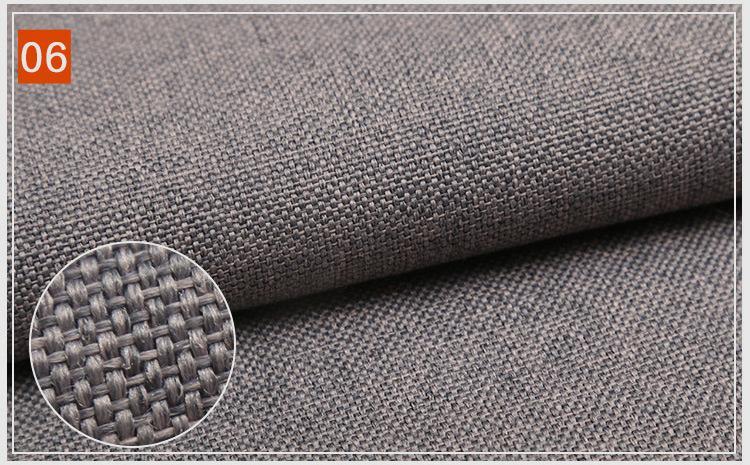 Matte polyester yarn for imitation linen 10