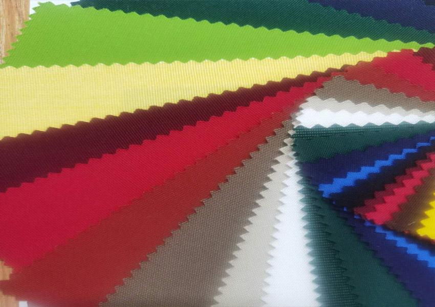 Polyester colored yarn for outdoor air change 2
