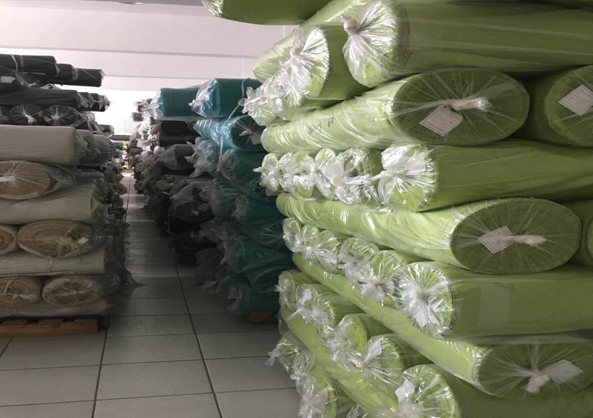 Color yarn for high-sunlight and anti-aging outdoor textiles 3