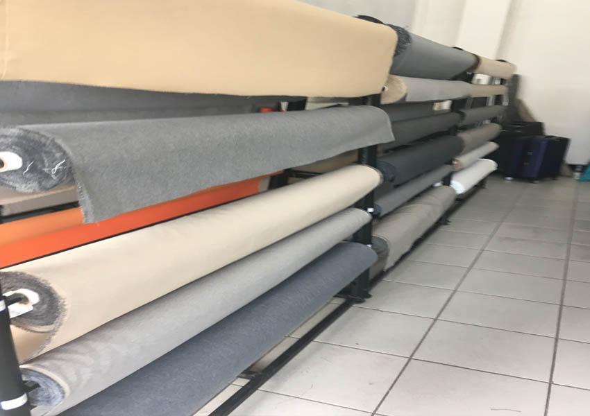高日晒抗老化戶外紡織品用色絲 4