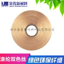 Environmentally friendly recycled polyester filament_recycled polyester poy