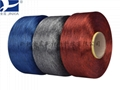 Moire Squandering Knitted Fabric Color
