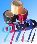 High strength nylon like ribbon yarn