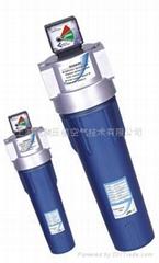 AM0216壓縮空氣超精密過濾器濾芯氣水分離器