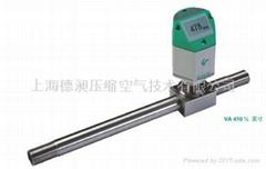 S420壓縮空氣插入式流量計