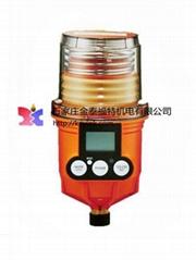 加大容量的 Pulsarlube M 500 自動加脂器