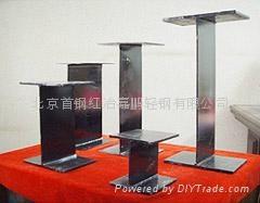 首钢产高频焊接H型钢 1