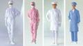 cleanroom ESD garments