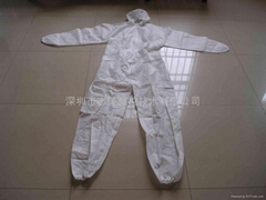 Disposable non-woven Coverall