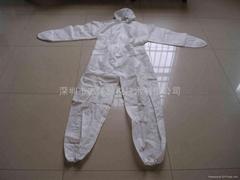 Disposable non-woven Coverall
