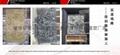 八仙过海玻璃钢浮雕壁画雕塑