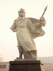 关公关羽玻璃钢雕像雕塑