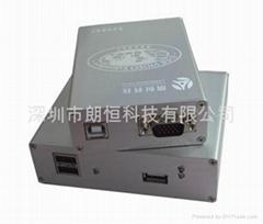 USB接口系列KVM鍵盤鼠標視頻延長器
