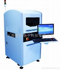Online 3D solder paste inspection machine