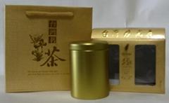 中秋禮盒~台灣情高山茶~