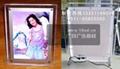 杭州水晶超薄燈箱生產