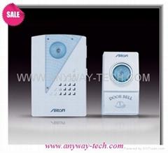 wireless doorbell V001A(DC)