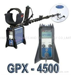 Gpx 45gold detector