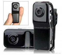 Mini Digital Video Recorder/hidden camera MD80