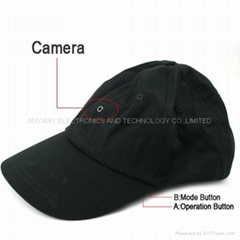 Tourism and outdoor shooting NEW Baseball Cap Hat Camera DVR Mini Camcorder