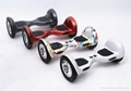 10 inch electric drift self balancing scooter with bluetooth speaker