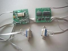 SR96对讲机车台数据调制解调器