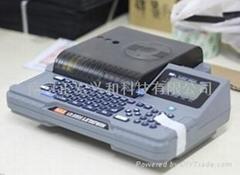 日本MAX微电脑线号印字机