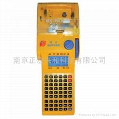 碩方手持式專業套管打號機TP20