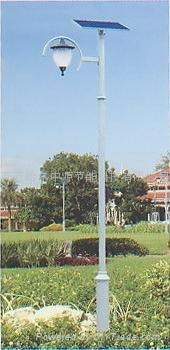 太陽能庭院燈 4