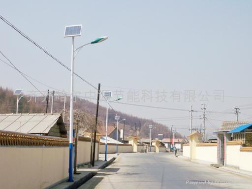 太阳能路灯 4