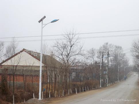 太阳能路灯 5