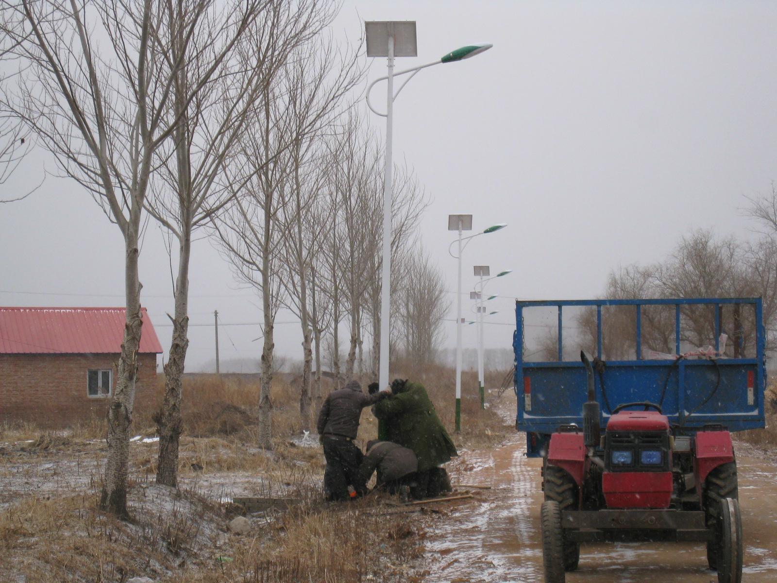 太阳能路灯 2