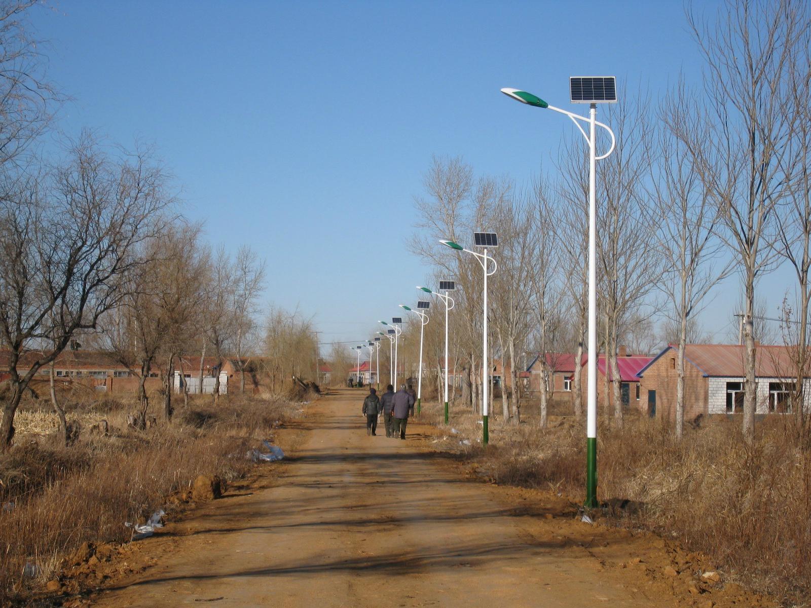 太阳能路灯 3