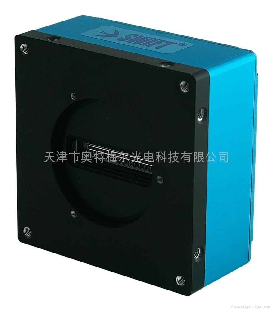 彩色三線陣線掃描CCD工業相機 1