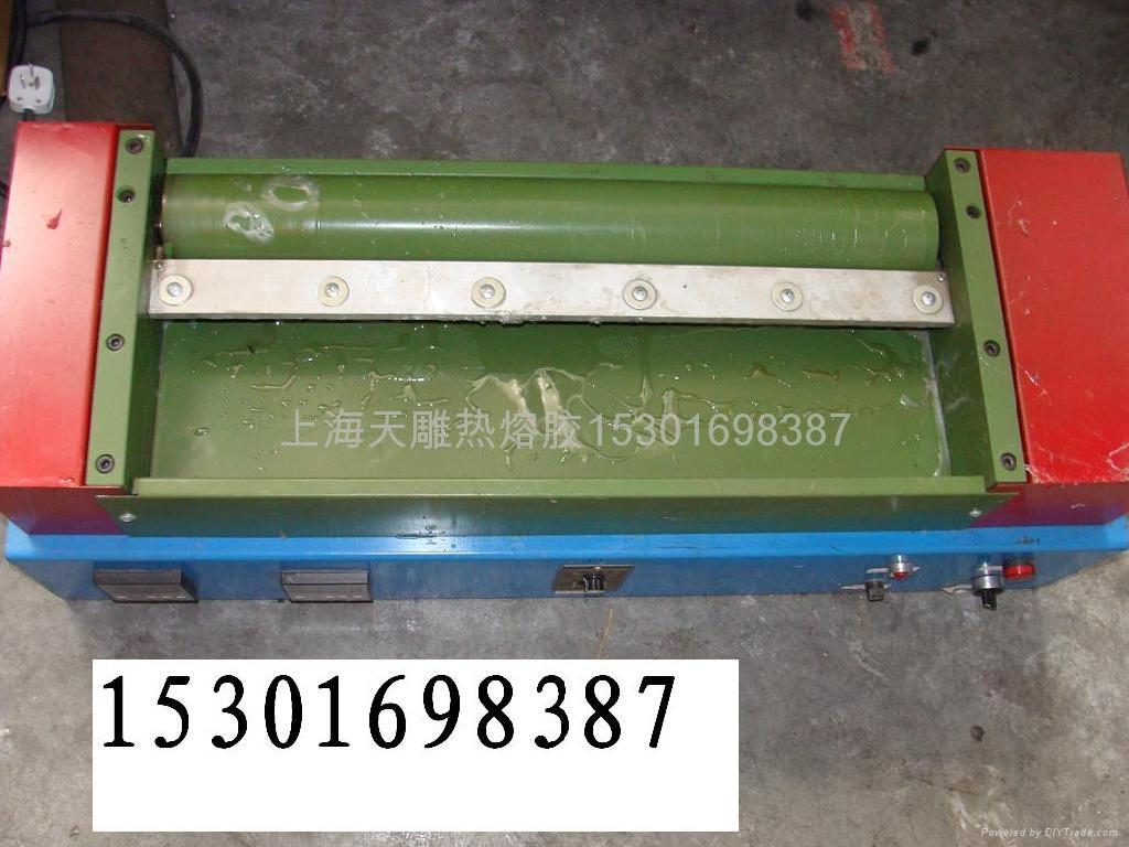 熱熔膠滾輪機 1