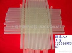 無色透明熱熔膠棒膠粒
