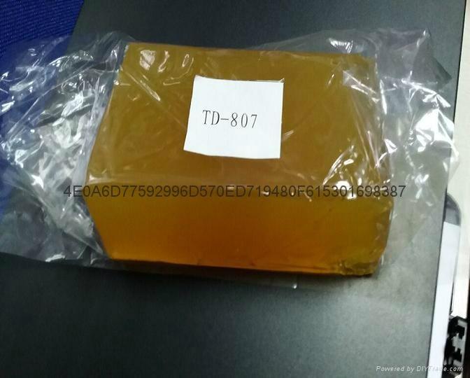 供應上海天雕彩盒禮品盒飯包裝熱熔壓敏膠TD-826 5